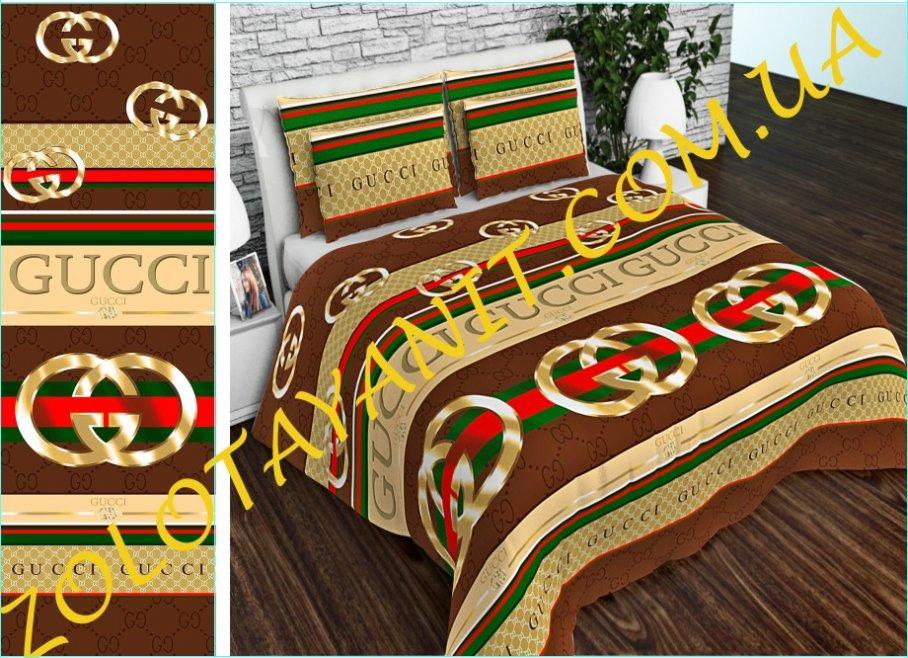 Ткань Бязь Gold Uxt-663-Original-Brown