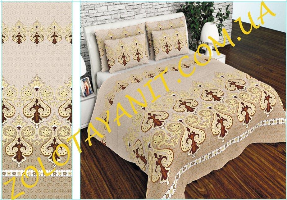 Ткань Бязь Gold Uxt-671-Brown