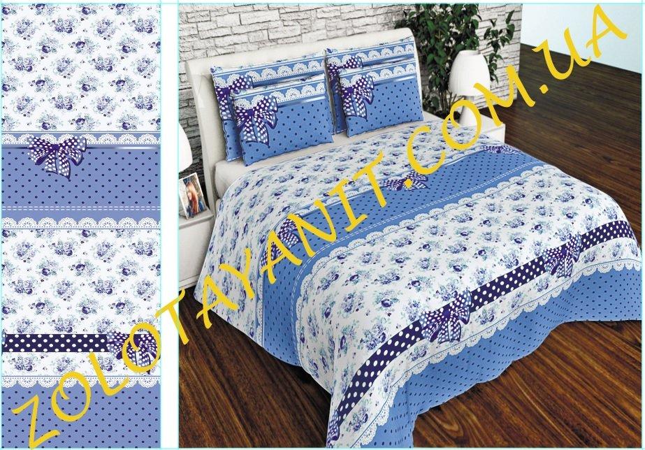 Ткань Бязь Gold Uxt-673-1-Blue