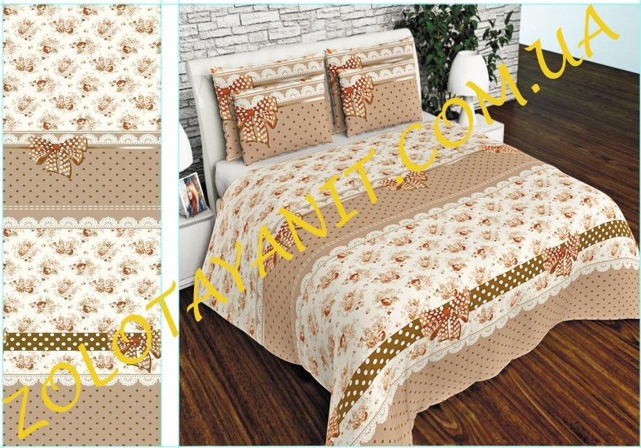 Ткань Бязь Gold Uxt-673-Brown