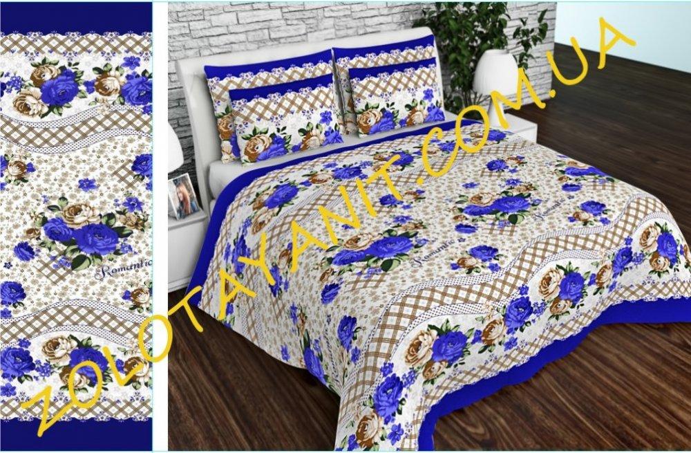 Ткань Бязь Gold Uxt-685-1-Blue
