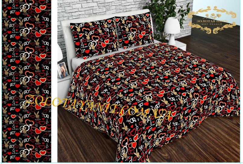Ткань Бязь Gold для постельного белья UXT-636-original.jpg