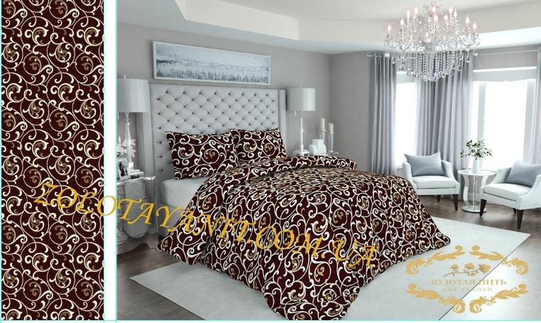 Ткань Бязь Люкс для постельного белья N4573
