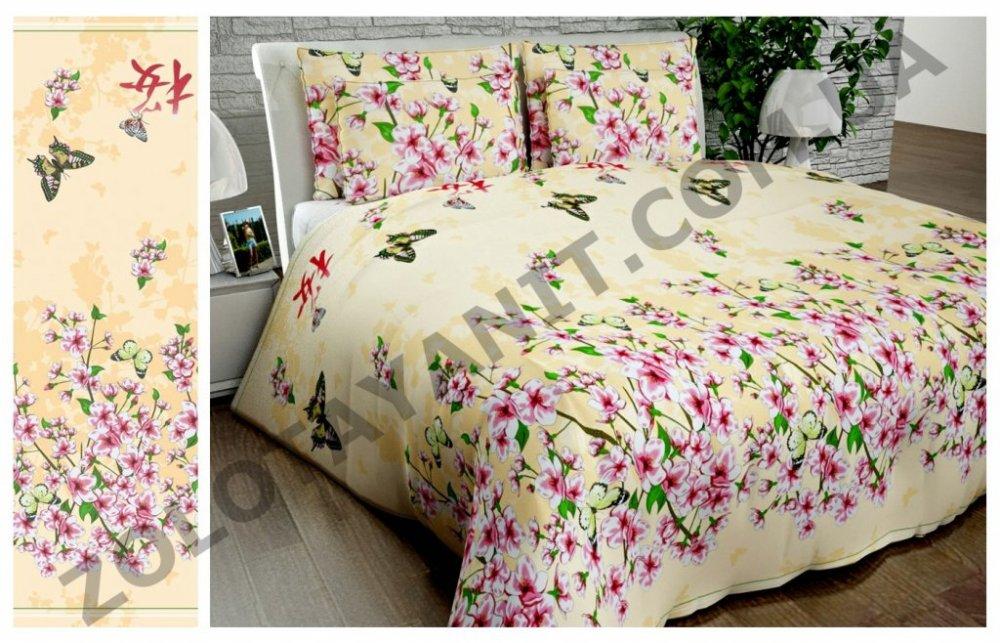 Ткань Бязь Люкс для постельного белья Uxt-400-2
