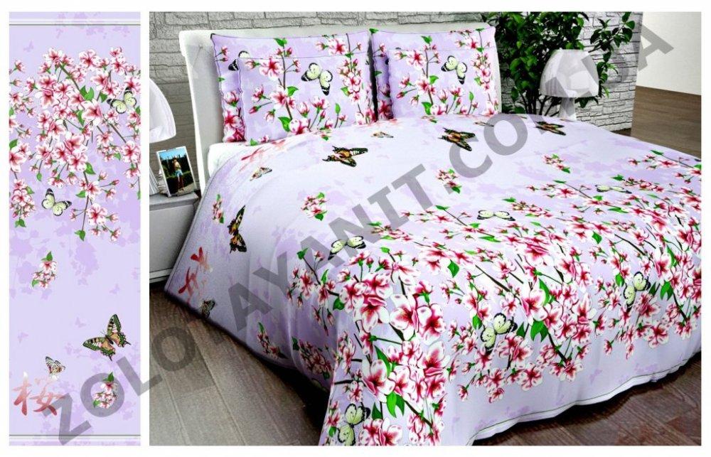 Ткань Бязь Люкс для постельного белья Uxt-400-3