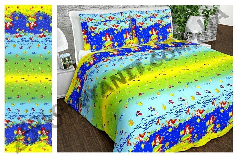 Ткань детская Бязь Gold для постельного белья Uxt191