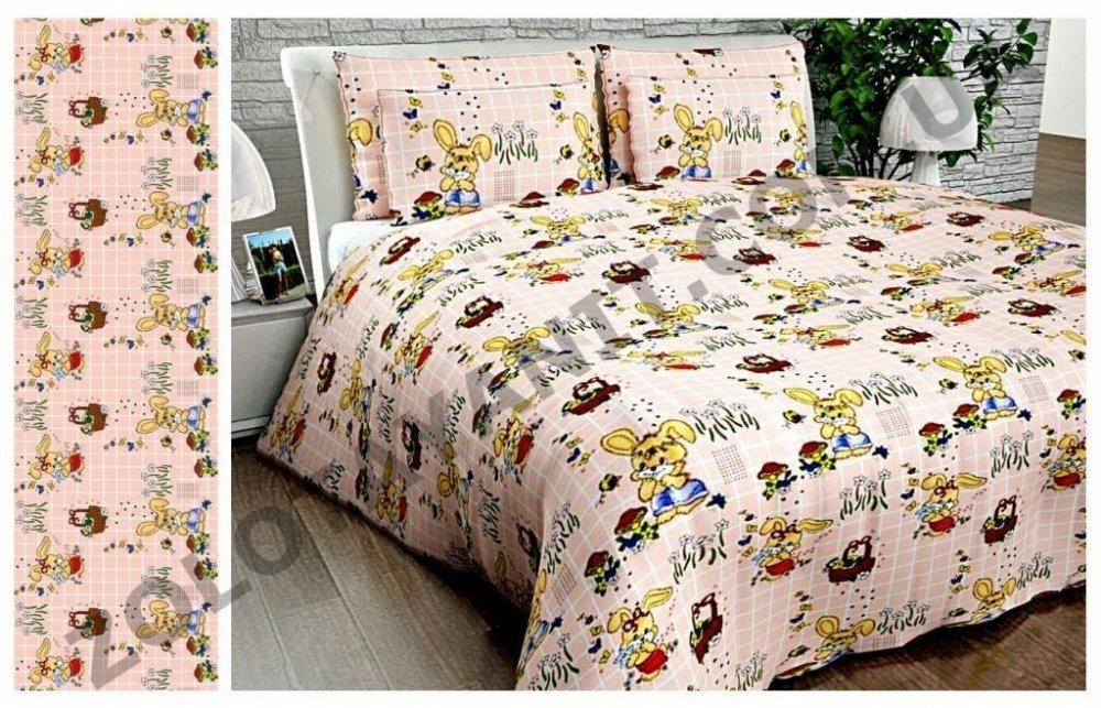 Ткань детская Бязь Gold для постельного белья Uxt2890