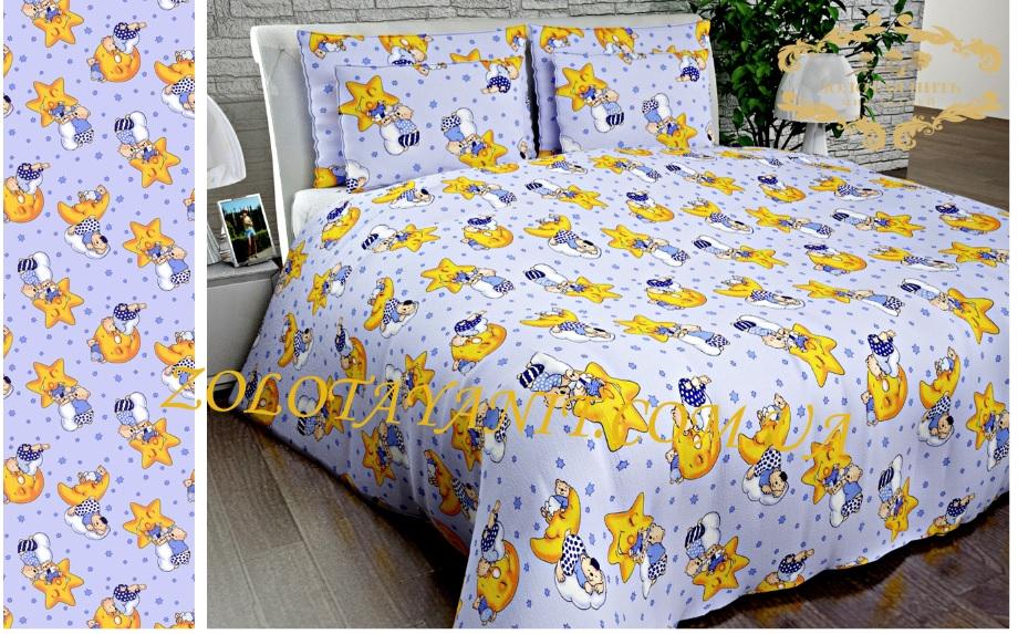 Ткань детская Бязь Gold для постельного белья Uxt35820