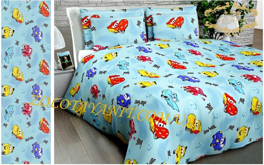 Ткань детская Бязь Gold для постельного белья Uxt404