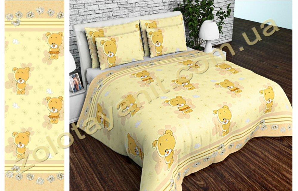 Ткань детская Бязь Gold для постельного белья Uxt5200