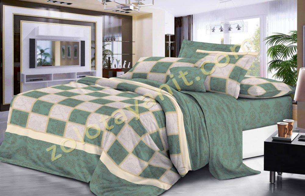Ткань для постельного белья Ранфорс R-1188-4-Creamх50М2