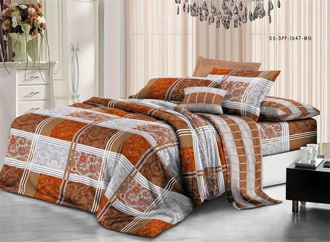 Ткань для постельного белья Ранфорс R-1253Х50М