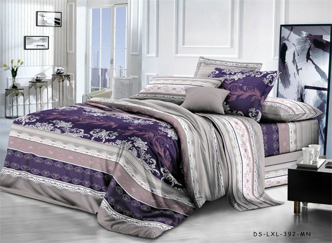 Ткань для постельного белья Ранфорс R-1254-2Х50М
