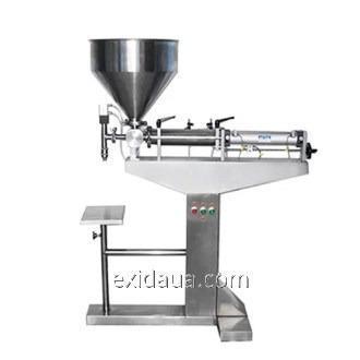 Дозатор поршневой для вязких продуктов PPF5000
