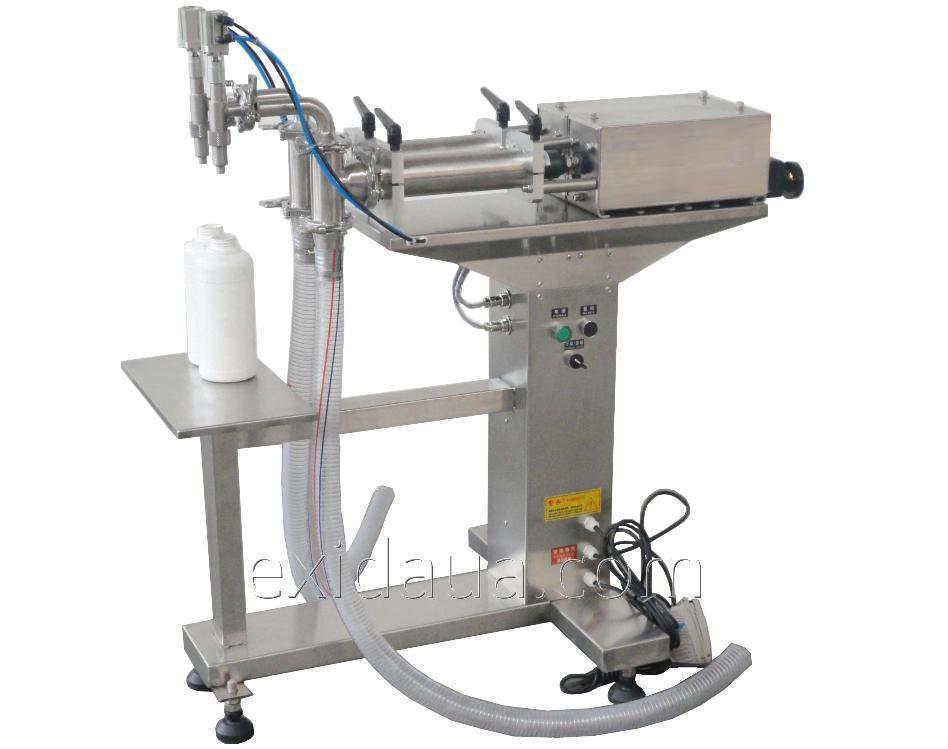 Дозатор поршневой для жидкой продукции LPF-2000