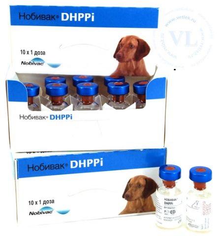 A vaccine Nobìvak ČGPPÌ + solvent, PL-1 dose, Cor-10 doses