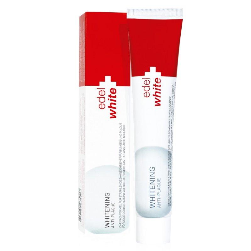 Buy Зубная паста EDEL+WHITE Анти-налет + Отбеливание