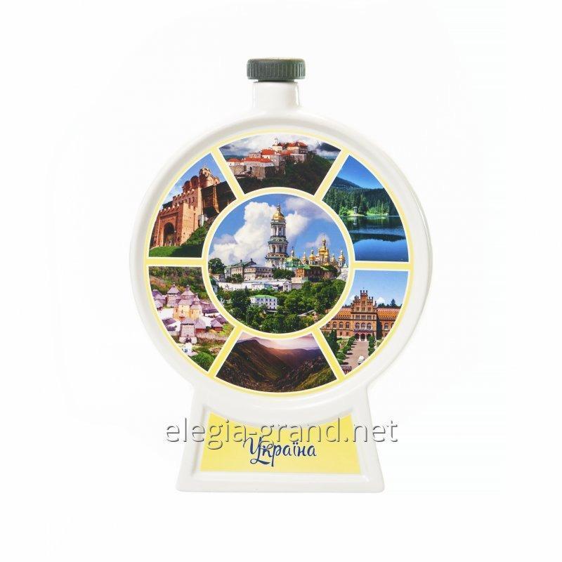 """Souvenir ceramica sticla """"Placa"""""""