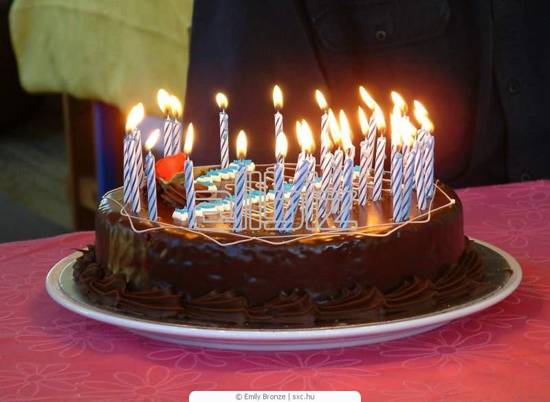 Свечи для торта Шарики — Другие Подарки