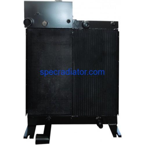 Радиатор для экскаватора Атлас 1604