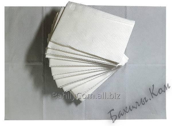 Нагрудник-салфетка стоматологическая (500 шт/уп)