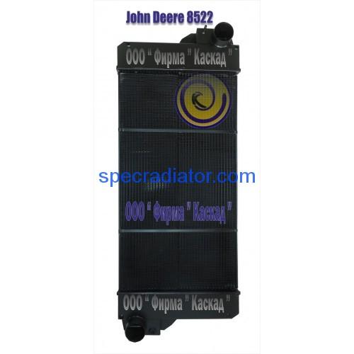 Радиатор водяной для трактора John Deere 8522
