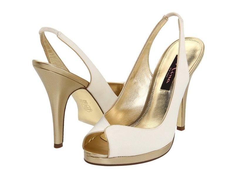 1e7d59195241 Туфли для свадьбы, венчания Nina Киев купить в Киеве