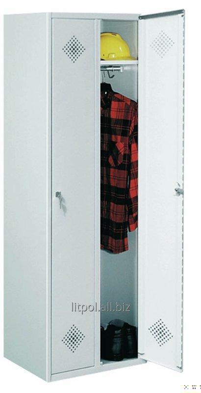 Гардеробный металлический шкаф Sum 320 R