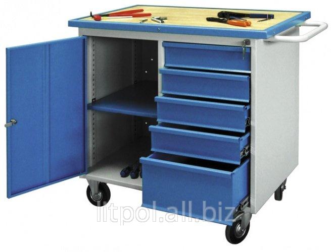 Шкаф передвижной для мастерской SzwN