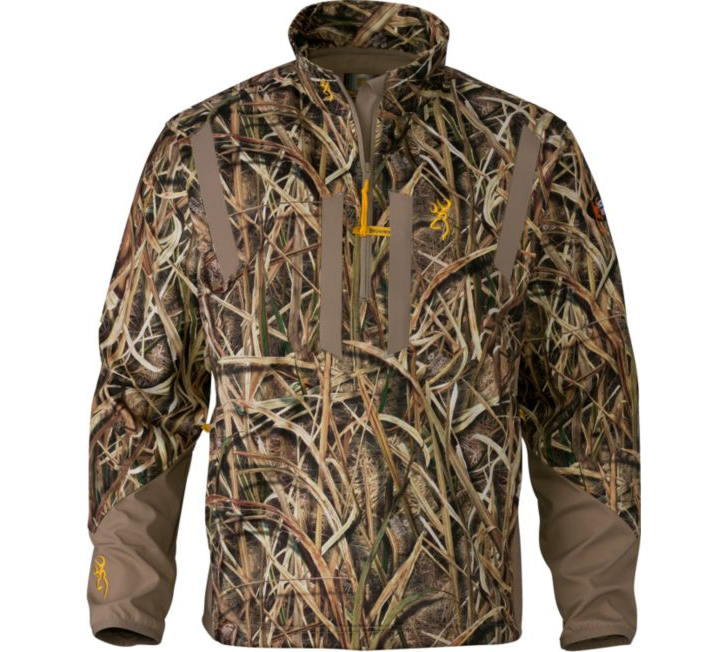 Пуловер для охоты Wicked Wing Soft Shell Pullover