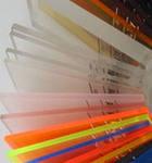 Купить Оргстекло листовое и блочное 0,2-200мм прозр., цветное, молочное, матовое, дымчатое, чёрное; трубы из оргстекла 12-650мм; стержни акриловые 2-20мм