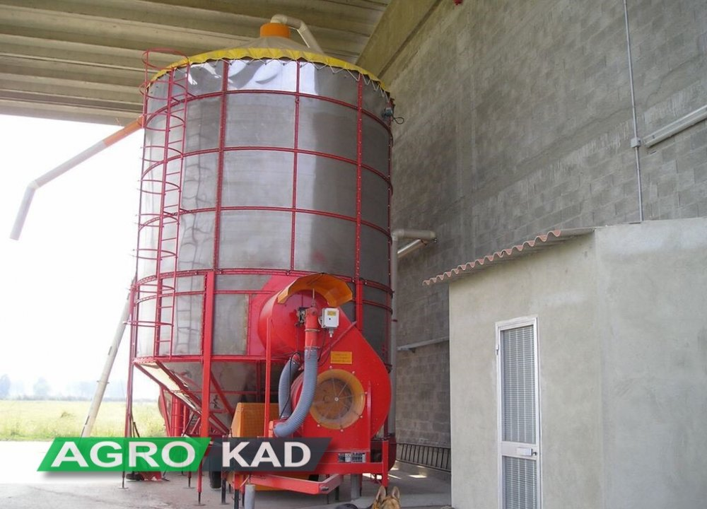 Buy Mobile grain dryers Pedrotti XL400