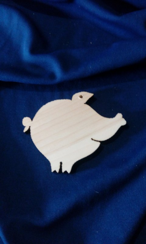 Подвеска свинка