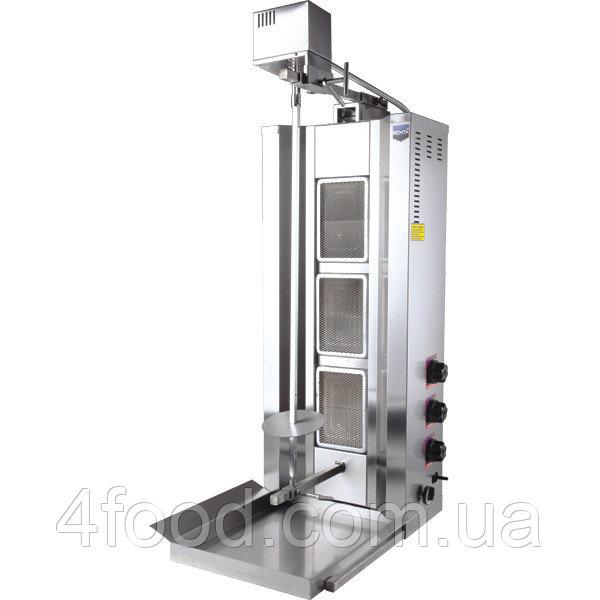 Аппарат для шаурмы газовый Remta D15 LPG