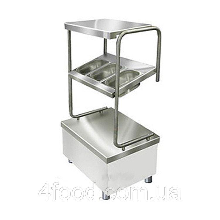 Купить Прилавок для приборов Iterma МС-600/500
