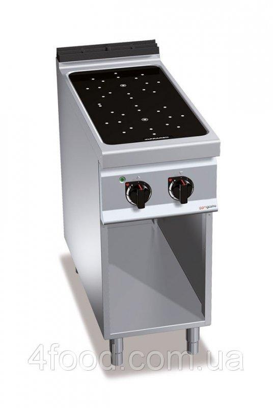 Инфракрасная варочная поверхность GGM EIB499M-2 конфорки-8 кВт