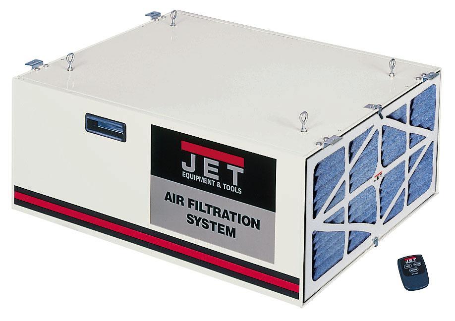 Купить Система для фильтрации воздуха JET AFS-1000B