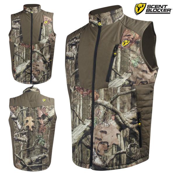 Жилет для охоты теплый Scent Blocker Apex AirBrake Vest - MO Infinity