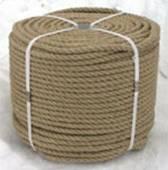 Шнур льняной. Веревки, шпагат. Волокна, пряжа, нити текстильные