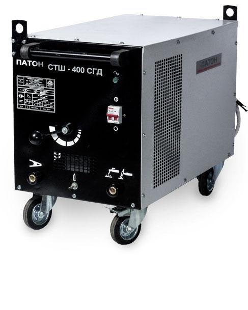 Купити Професійний зварювальний трансформатор СТШ-400СГД AC MMA / TIG