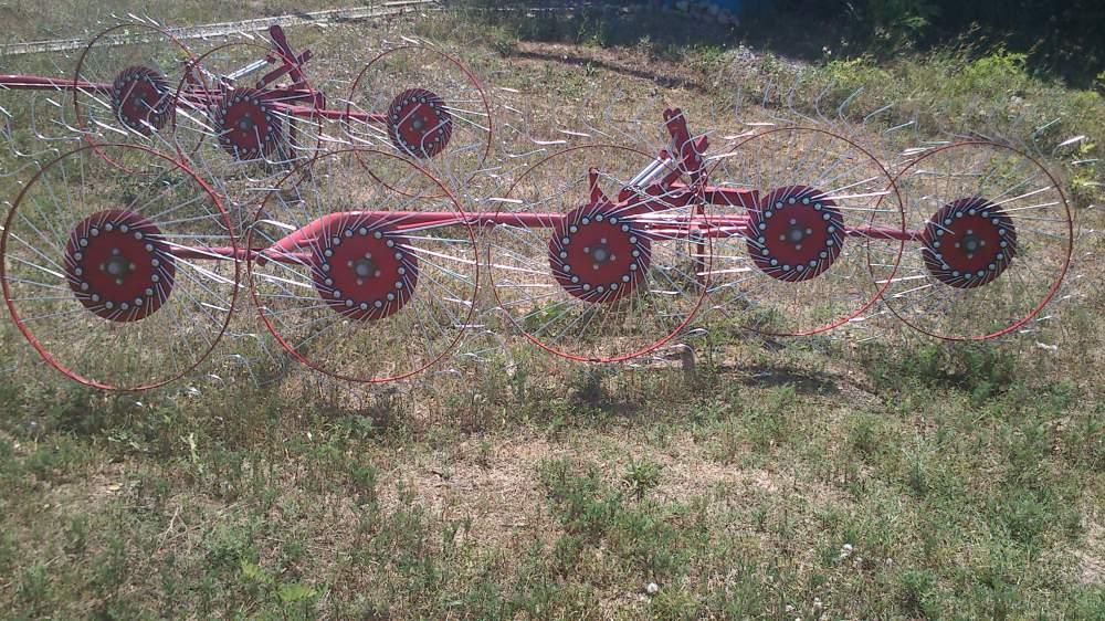 Грабли тракторные от Селби