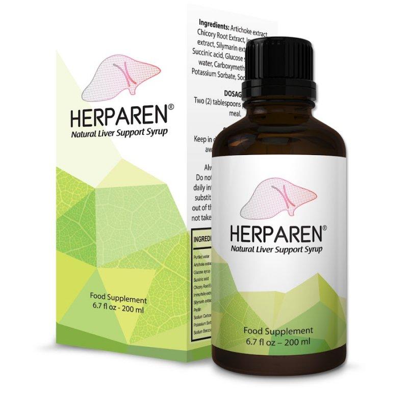 Vásárolni Herparen (Герпарен) – средство для чистки печени