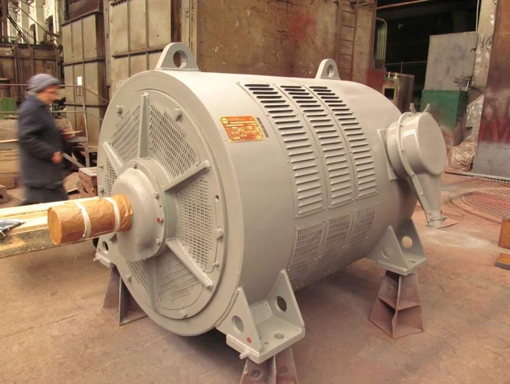 Купить Асинхронные электродвигатели с фазным ротором серии АКН 4, АКНЗ-4