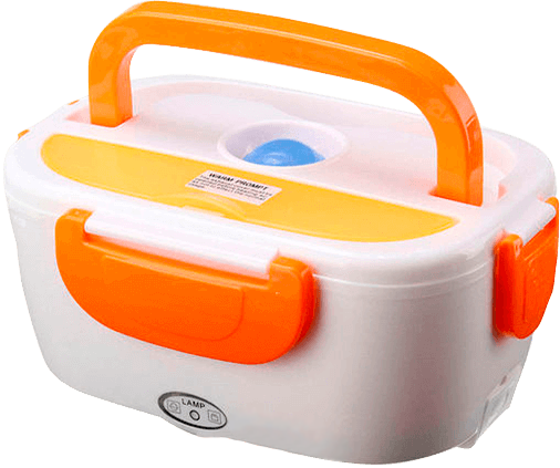 Buy Launch Box (lunch box) - a food container with a heating function