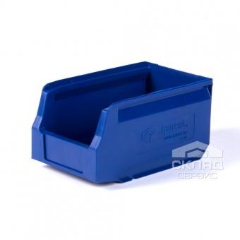 Пластиковый лоток (250х150х130 мм) синий
