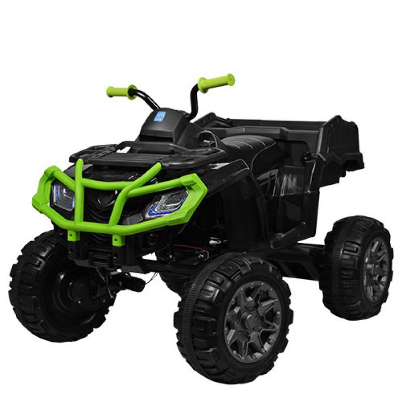 Детский квадроцикл M 3564 зеленый