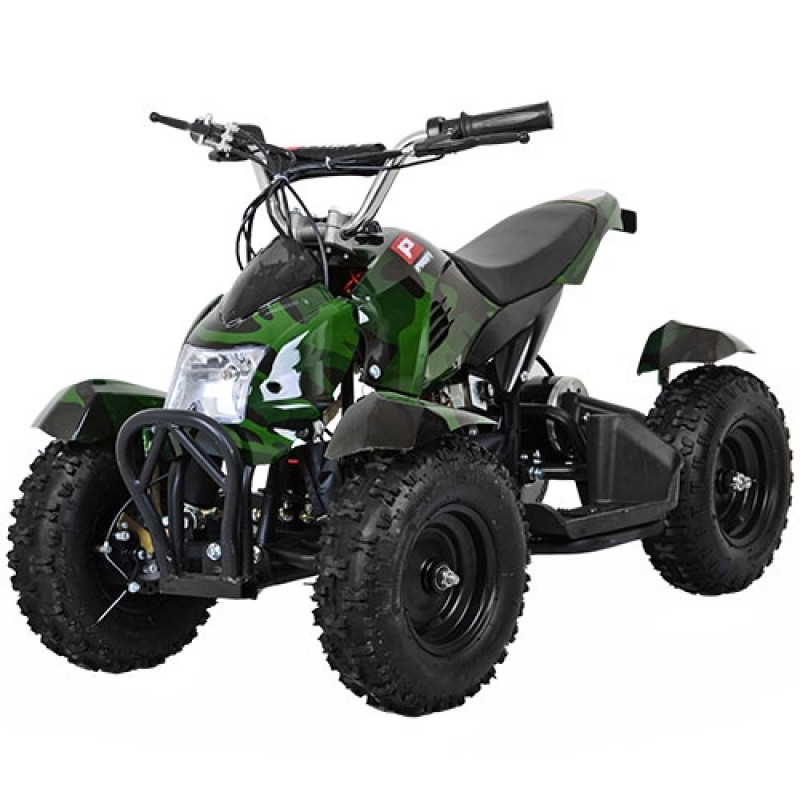 Детский квадроцикл HB-6 EATV800 хаки