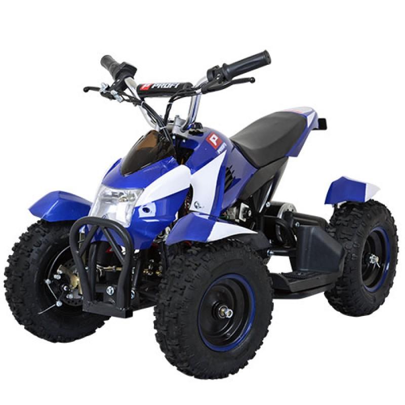 Детский квадроцикл HB-6 EATV800 синий