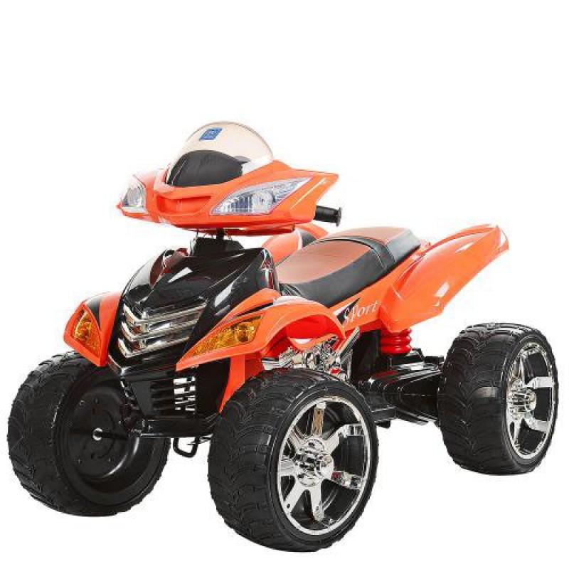 Детский квадроцикл M 3101 желтый