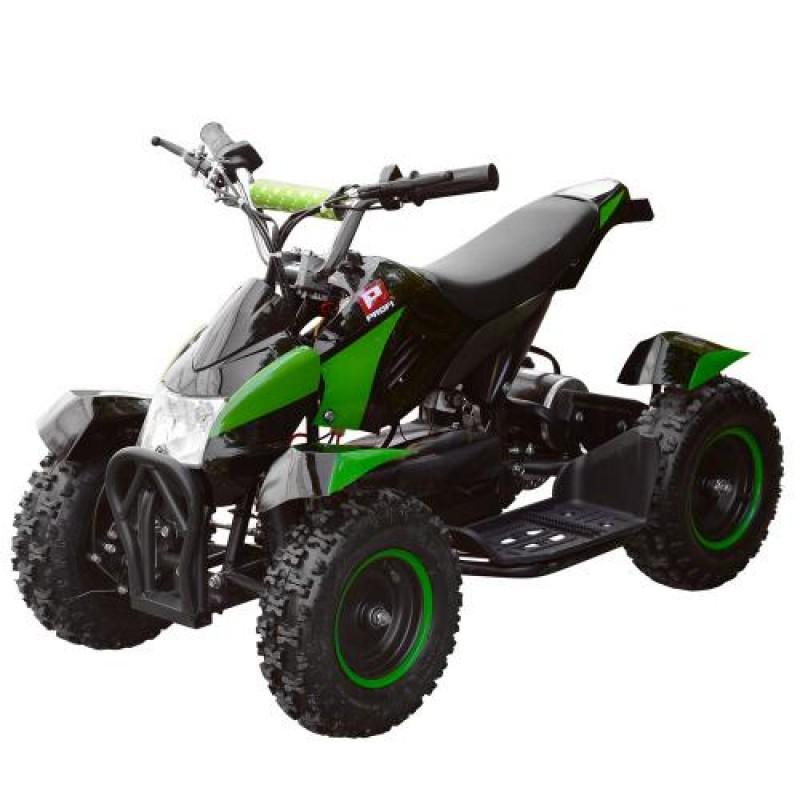 Детский квадроцикл HB-6 EATV800 зеленый
